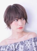 ☆大人の似合わせショート☆(髪型ショートヘア)