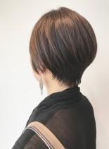 30代・40代◎大人女性の為のショート(髪型ショートヘア)