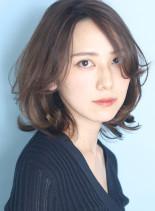 ランダムカール◇レイヤーミディ(髪型ミディアム)