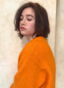 外国人風透明感カラー☆シフォンベージュ(ビューティーナビ)
