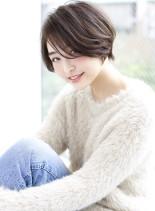 【大人かわいい】ハンサムショート☆(髪型ショートヘア)