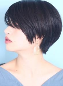 綺麗に見せるショートヘアー☆