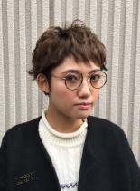 アクティブショート(髪型ベリーショート)