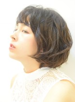マッシュボブ(髪型ボブ)