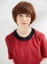 マシュマロショート(髪型ショートヘア)