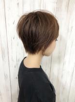 似合わせショート☆(髪型ショートヘア)