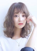 シアーブルージュ(髪型ミディアム)