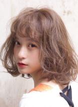 ソフティーボブ(髪型ボブ)