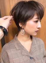似合わせ大人ショート(髪型ショートヘア)