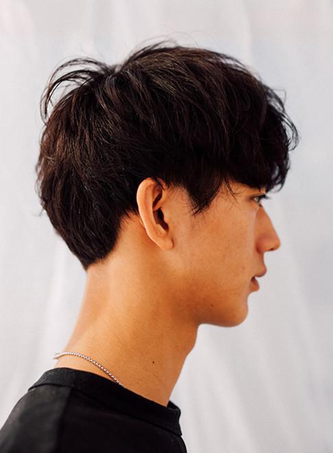 40 代 髪型 メンズ パーマ