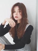 大人女子おすすめ シルクレイヤーロング(髪型ロング)