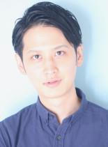 大人ハンサムショート(髪型メンズ)