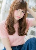 ゆるふわナチュカール(髪型ロング)