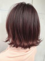 カシスベリーヘアー(髪型ボブ)