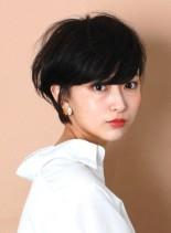 立体感パーマ☆大人のショートスタイル(髪型ショートヘア)