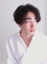 ルーズショート(髪型メンズ)