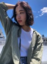 内巻き&外ハネボブ(髪型ボブ)