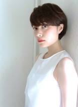 スタンダードショート(髪型ショートヘア)