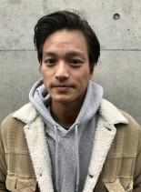 ダンディーショート(髪型メンズ)