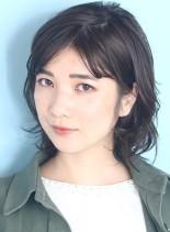 30代*40代小顔カールボブ☆(髪型ボブ)