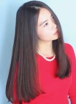 艶サラ☆トリートメントストレート(髪型ロング)
