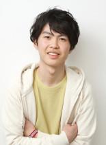 イージークラウドフェザーマッシュ(髪型メンズ)