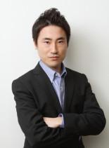 アップバングソフトモヒカンショート(髪型メンズ)