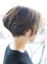 スウィングショート(髪型ショートヘア)