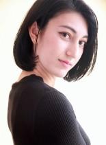 イングラボブ(髪型ボブ)