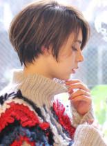 《骨格美》竹内結子風ショートボブ(髪型ショートヘア)