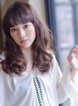 marinate外国人風ゆるふわカール(髪型ロング)