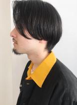 ジェンダーレスハンサムショート(髪型メンズ)