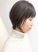 30代・40代◎大人可愛いショートボブ(髪型ショートヘア)