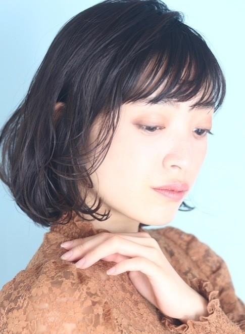 30代・40代大人の品格ボブ☆(ビューティーナビ)