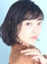 30代・40代大人の品格ボブ☆(髪型ボブ)