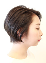 大人のくびれを作ったショート(髪型ショートヘア)