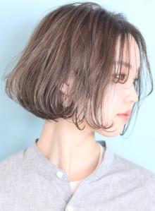 ギリギリ結べる☆外国人風ワンカールボブ(ビューティーナビ)