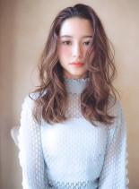 透明感☆ラテベージュ(髪型ロング)