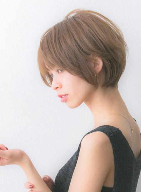 Image result for 丸みショート