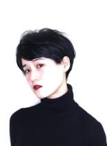 スッキリショートボブ(髪型ショートヘア)