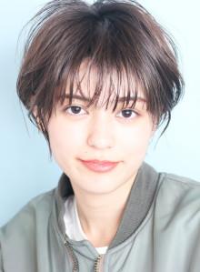 1番人気☆ひし形小顔ショート(ビューティーナビ)