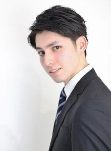 ビジネススタイル◆黒髪ショート
