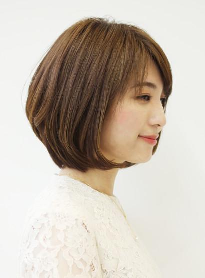 40代50代からの似合わせボブ(髪型ボブ)