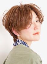 ニュールックショート(髪型ショートヘア)