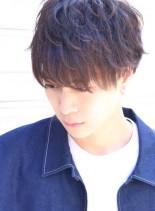 さわやかビジカジスタイル(髪型メンズ)