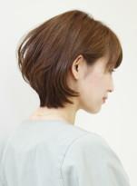 30代〜の大人女性のショートヘア