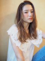 やわらか毛束感レイヤー(髪型ロング)