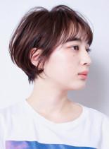 季節先取り◇サマーショート◇(髪型ショートヘア)