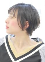 大人女性にオススメするショートスタイル(髪型ショートヘア)