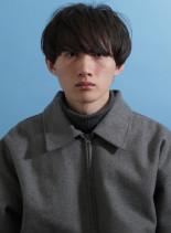 メンズマッシュショート(髪型メンズ)